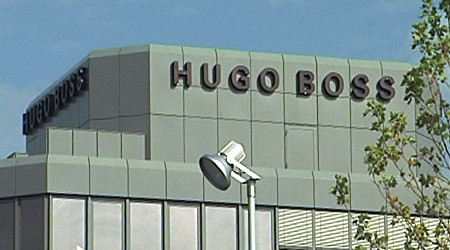 Hugo Boss AG in Metzingen