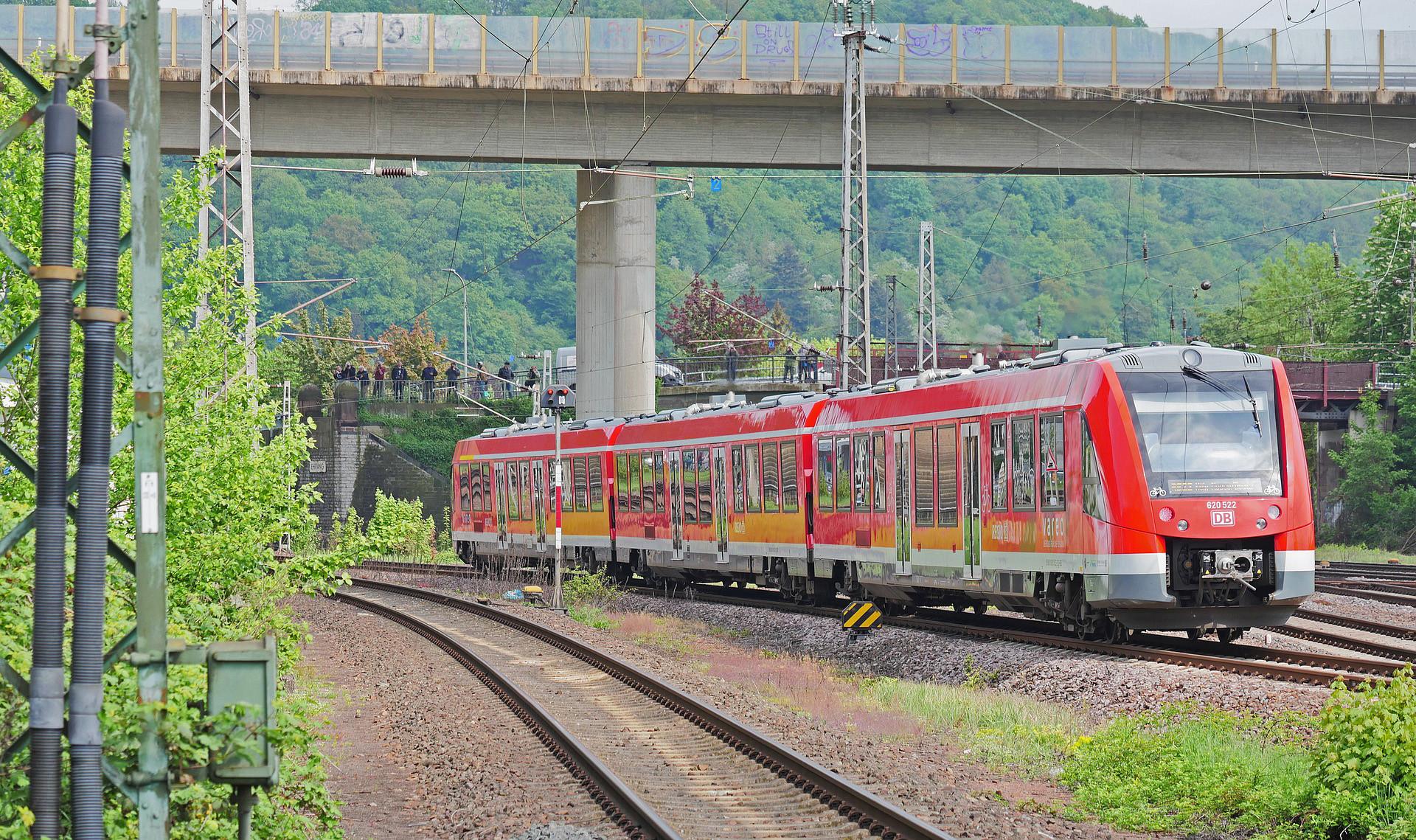 Bahnstreik Personenverkehr